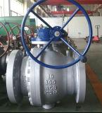 API6D de acero forjado válvula de bola 3PC (Q347H)