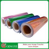 Qingyiの摩耗のための優秀なホログラムの熱伝達のビニール
