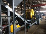 La trituradora del neumático/la máquina de la desfibradora/la máquina enteras del reciclaje