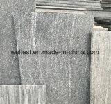 Plancher de tuiles de marbre vert de neige pavant la tuile de revêtement de mur de tuile