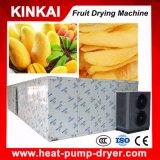 Máquina de secagem de frutas industriais de baixa consumo de eletricidade