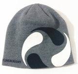選びなさい空のジャカードによって縞で飾られるアクリルのスポーツの袖口の傾向の帽子の帽子(S-1059)を