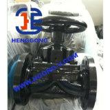 BS-Roheisen-industrielles Wehr-Membranventil (G41X)