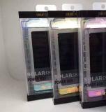Batería impermeable de la energía solar del nuevo del estilo 2016 cargador solar colorido de la insignia