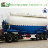 세 배 차축 대량 시멘트 분말 유조선 수송 트럭 트레일러