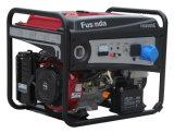 Eben konzipierter Generator des Benzin-2-7kw mit Induktion/induktivem Drehstromgenerator