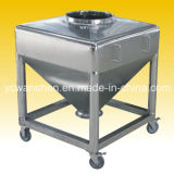 Pharmaceutical Machinery (HZT-200)를 위한 스테인리스 Steel IBC Bin