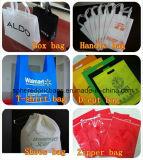 플라스틱 화장품은 커트 손잡이 쇼핑 백을 정지한다