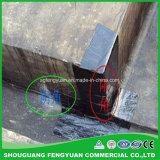 Membrana Waterproofing autoadesiva laminada cruz de Sbs da película do animal de estimação