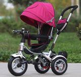 2016年の赤ん坊の歩行者の三輪車の安い子供三輪車はからかう三輪車(OKM-1294)を