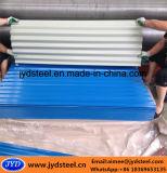 Pre покрашенный лист цвета Coated Corrugated стальной