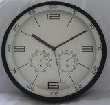 Horloge de station météorologique