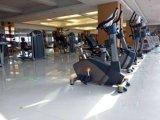 Máquina elíptica /Tz-7015 de /Commercial de Ftiness del equipo de cuerpo del edificio de la máquina cardiia de la gimnasia
