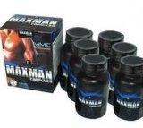 Maxman II het 100% Veilige Product van het Geslacht van de Versterker van het Geslacht