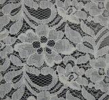 Tessuto di nylon del merletto del Crochet di nuovo disegno 2016 per la cerimonia nuziale