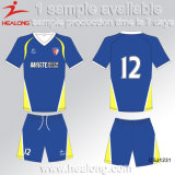 La teinture neuve de Healong a sublimé le football estampé Jersey de club
