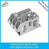 CNC точности подвергая механической обработке обрабатывающ части сделанные из алюминия, нержавеюще, утюг, бронза