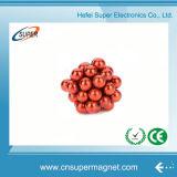 De sterke Kleurrijke Magneet van het Neodymium van de Vorm van de Bal Buckyball van 216 5mm