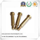 Pièces de cuivre, pièces en bronze, pièces de usinage d'en cuivre, pièces de cuivre de pièce forgéee