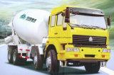 8X4 Driving TypeのSinotruk Brand Concrete Mixer Truck
