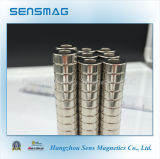 N42 Permanent Neodymium Magnet Ring Magnet con Radial Magnetized