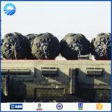 CCS 증명서 요코하마 바다 고무 구조망 압축 공기를 넣은 바지선 구조망