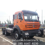 Motor-Traktor-LKW des Beiben Traktor-Kopf-6X4 340HP Weichai