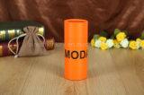 Tubo de papel de empaquetado redondo de lujo durable del rectángulo de regalo de la cartulina del diseño profesional