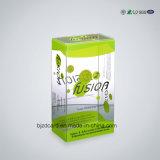 Складная прозрачная ясная коробка подарка пластичный упаковывать любимчика