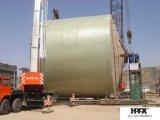 El tanque de FRP para las aguas residuales o la agua de mar