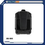 Un-Bouton-Enregistrement portable de support de caméra de sécurité de police simple de contrôle de Senken