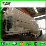 Reboque do petroleiro do cimento do eixo 50cbm do preço de fábrica 3 para a venda em Kenya