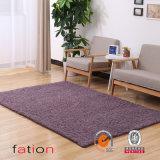 Moquette solida molle eccellente moderna del salone delle coperte di zona del tessuto felpato del decoratore domestico