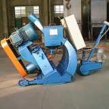Máquina móvel da limpeza da explosão de tiro da superfície de estrada concreta