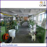 Línea de la máquina del estirador del cable de los PP Lshf del PE