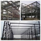 Entrepôt préfabriqué d'acier léger de qualité avec la conformité de la CE (ZY310)
