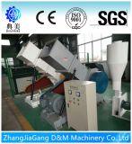 Triturador de tubos de PVC de plástico
