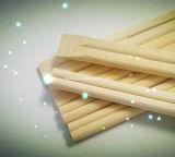 Tensoge palillos de bambú desechables al por mayor con mangas de papel personalizado