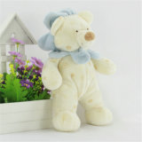 Orso molle del giocattolo della peluche del giocattolo dell'animale farcito dell'orso bianco per i capretti