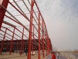 鋼鉄おおいスペースフレームの屋根ふき構造の倉庫733