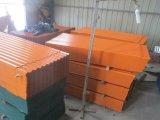 Hojas de acero del color de PPGI/acero de hojas revestidos del material para techos