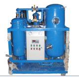 Planta da purificação de petróleo da turbina do aquecimento do vácuo Ty-40