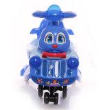 音楽の子供のおもちゃ車の赤ん坊車の振動車