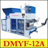 機械、安い価格の手動ブロック機械を作る卵置く移動式具体的な空のブロック