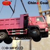 caminhão de condução righthand do carregamento do auto 371HP 6*4