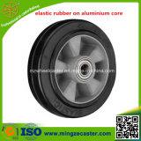 Polyurethane de type européen Mold sur Aluminium Core Wheels et Castors
