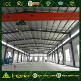 Edificio de marco de acero galvanizado prefabricado