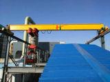 広く利用された10tは単一のガードの天井クレーンの価格を伸ばす