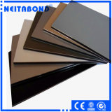 Panneaux en aluminium de Sandwish pour le revêtement de construction