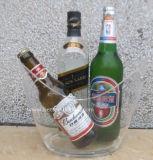 Изготовленный на заказ ведро льда короны для ведра льда пива промотирования пива